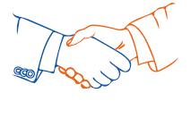 Unsere Mitglieder und Kunden