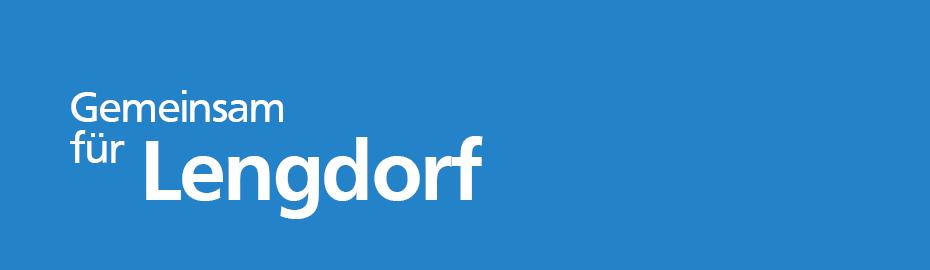 Gemeinsam für Lengdorf -  VR-Bank Erding eG