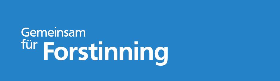 Gemeinsam für Forstinning -  VR-Bank Erding eG