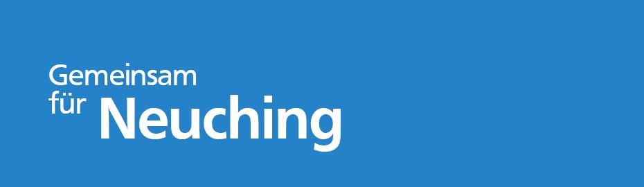 Gemeinsam für Neuching - VR-Bank Erding eG