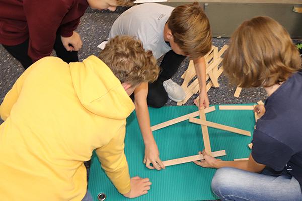 Projekt-Seminar Mathe des Anne-Frank-Gymnasiums