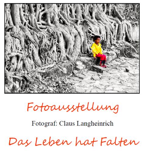 Vernissage Claus Langheinrich