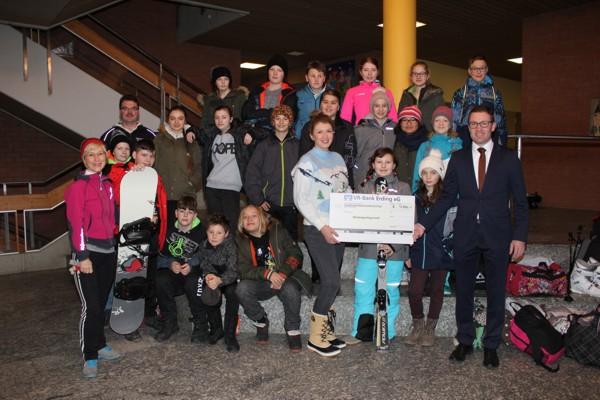 Wintersporttag Mittelschule Forstern